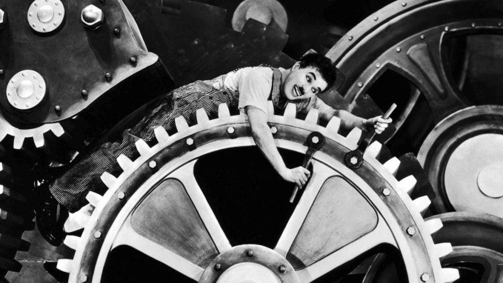 মডার্ন টাইমস (১৯৩৬)- আইএমডিবি শীর্ষ ২৫০