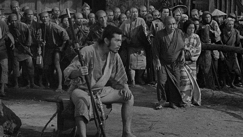 সেভেন সামুরাই (১৯৫৪)- আইএমডিবি শীর্ষ ২৫০